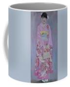 Season's Greeting Coffee Mug