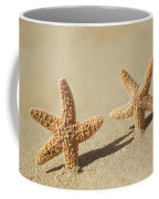 Seastars On Beach Coffee Mug
