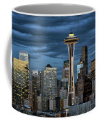 Seattle Night Coffee Mug