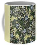 Seaweed Pattern Coffee Mug