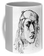 Self Portrait 1493  Coffee Mug