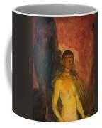 Self Portrait In Hell Coffee Mug