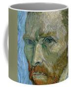 Self-portrait Coffee Mug by Vincent Van Gogh