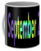 September 27 Coffee Mug