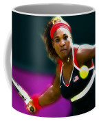 Serena Williams Eye On The Prize Coffee Mug