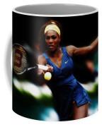 Serena Williams Making It Look Easy Coffee Mug