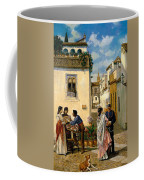 Sevillian Square Coffee Mug