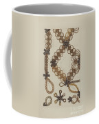 Shaker Hair Wreath Coffee Mug