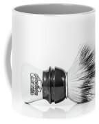 Shaving Brush Coffee Mug by Gary Gillette