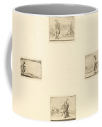Sheet Of Etchings Coffee Mug