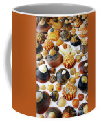 Shell Background Coffee Mug