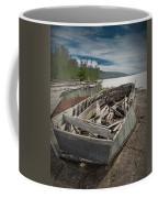 Shipwreck At Neys Provincial Park Coffee Mug