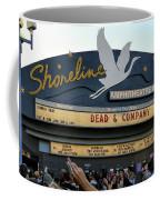 Shoreline Amphitheatre - Dead And Company Coffee Mug