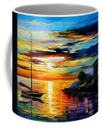Sicily - Messina Coffee Mug