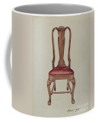 Side Chair Coffee Mug