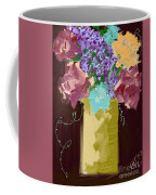 Sienna Floral Coffee Mug
