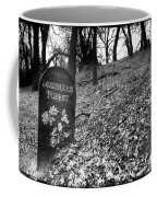 Sign In The Forest Coffee Mug