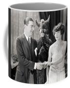 Silent Still: Couples Coffee Mug