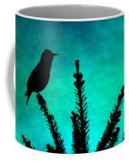 Silhouette Blues Coffee Mug