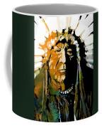 Sitting Bear Coffee Mug