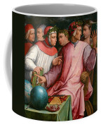 Six Tuscan Poets Coffee Mug