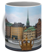 Skeppsholmsbron - Stockholm Coffee Mug