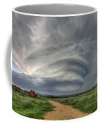 Sky Monster Coffee Mug