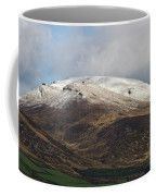 Slieve Mish Mountain In Snow Coffee Mug