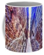 Slot Canyon Of Canyon De Chelly, Coffee Mug
