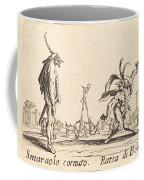Smaralo Cornuto And Ratsa Di Boio Coffee Mug