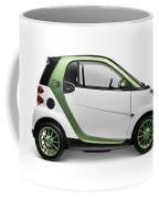 Smart Fortwo Electric Drive Coffee Mug