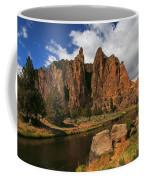 Smith Rock State Park - Oregon Coffee Mug