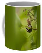 Snail Stretching Coffee Mug