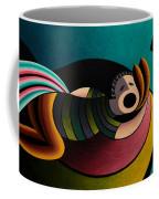Snoring Coffee Mug
