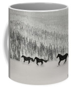 Snow Angels Coffee Mug