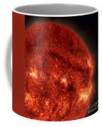 Solar Filament Coffee Mug