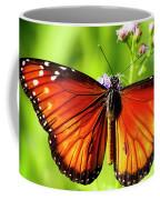 Soldier Butterfly Coffee Mug