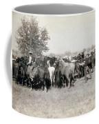 South Dakota: Cowboys Coffee Mug