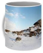 South Hessary Tor In The Snow II Coffee Mug