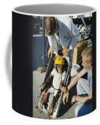 Space: Chimpanzee, 1961 Coffee Mug