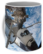 Space Shuttle Endeavour, Docked Coffee Mug