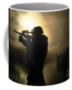 Special Operation Forces Combat Divers Coffee Mug