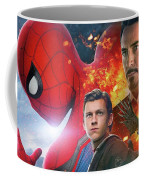 Spider-man Homecoming Coffee Mug