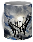 Spirit Catcher Against The Sky  Coffee Mug