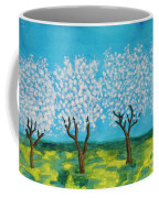 Spring Garden, Painting Coffee Mug