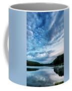 Spring Morning On The Lake Coffee Mug