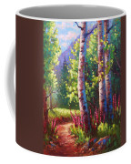 Spring Path Coffee Mug