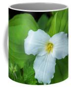 Spring Trillium Coffee Mug