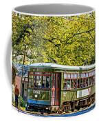 St. Charles Ave. Streetcar 2 Coffee Mug