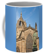 St Giles Cathedral  Edinburgh Coffee Mug